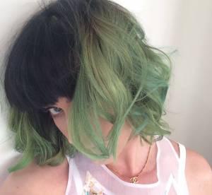 Katy Perry : ses cheveux passent au vert, c'est le printemps !