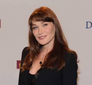 Carla Bruni, animatrice éphémère pour la BBC 2