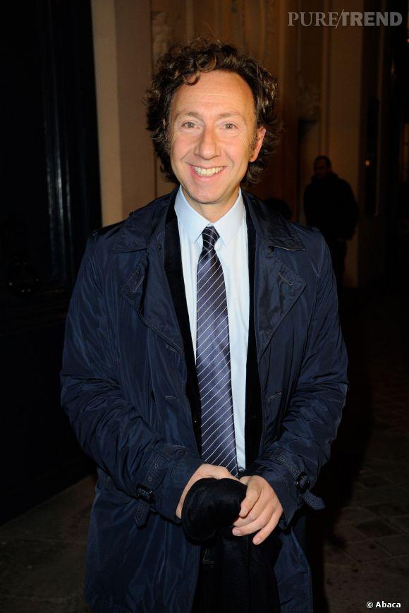 Stéphane Bern se souvient de la mort de Lady Diana.
