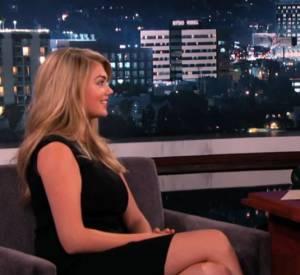 Kate Upton raconte ses soirées endiablées avec Cameron Diaz.