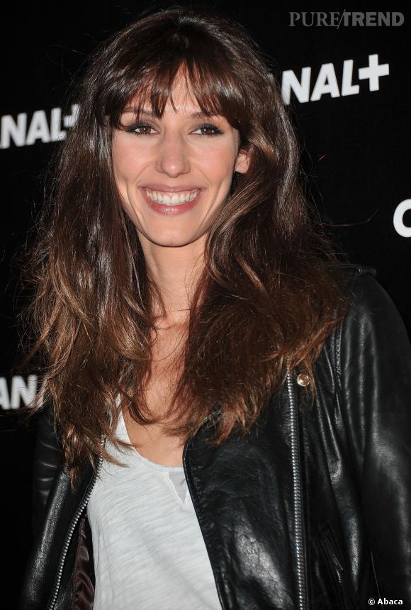 Doria Tillier , l'atout charme de Canal +.