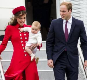 Prince George en 20 photos : l'album de famille de l'héritier britannique