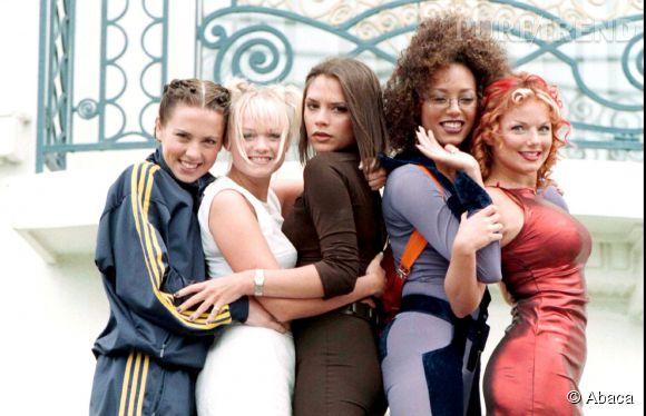 Les Spice Girls pourraient se reformer pour une série de concerts à Las Vegas sans Victoria Beckham. Ici au 50ème festival de Cannes le 11 mai 1997.