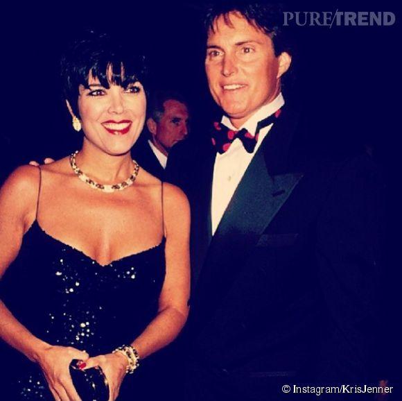 Kris Jenner déclare son amour à Bruce, son mari, pour leur 23 ans de mariage. Pourtant, ne sont-ils pas séparés depuis octobre 2013 ?
