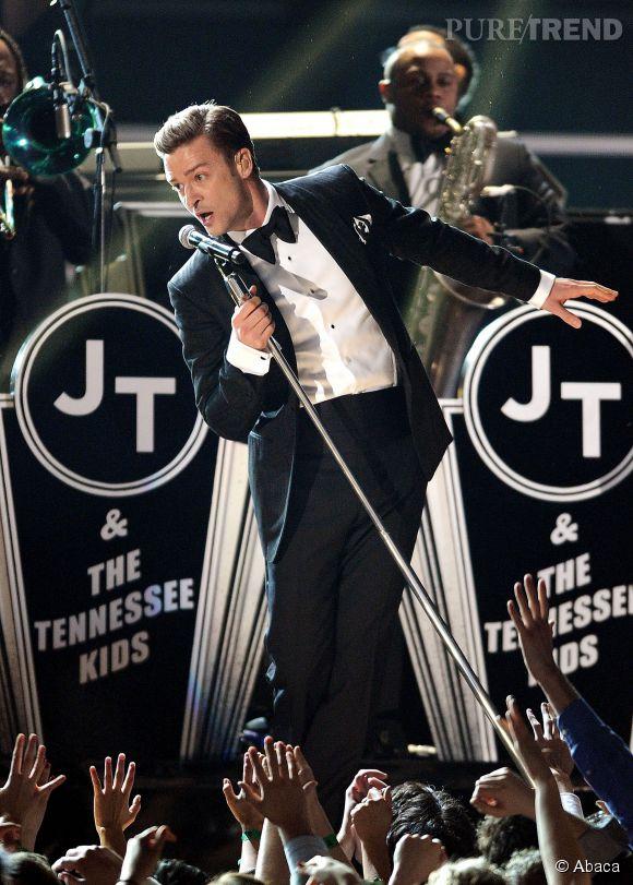 """Justin Timberlake dit comme une """"véritable gentleman"""" par le personnel du club Crystal à Cologne après que le chanteur soit venu faire la fête et laissé un pourboire exorbitant, dimanche dernier."""