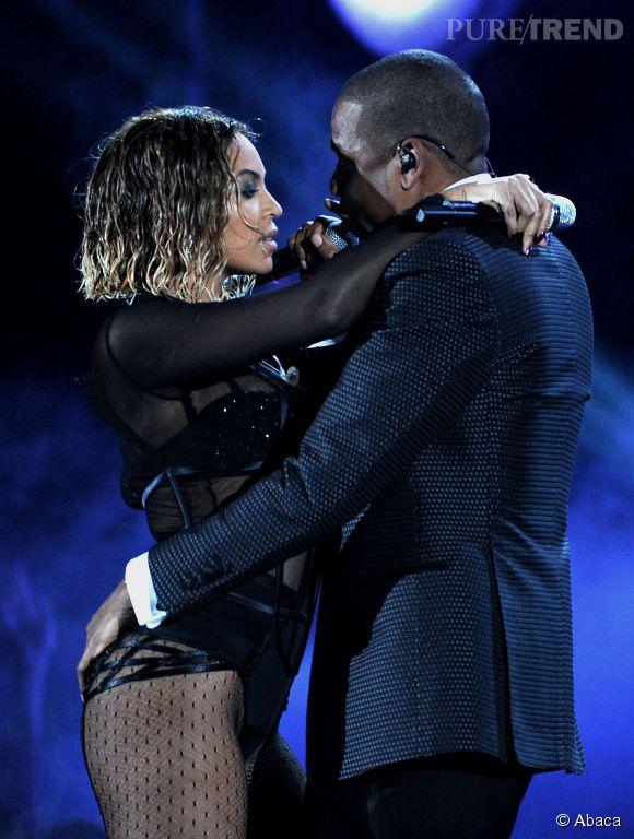 Beyoncé et Jay-Z aux Grammy 2014, le couple fait beaucoup de bruit avec sa prestation très sexuelle, vont-ils trop loin ?