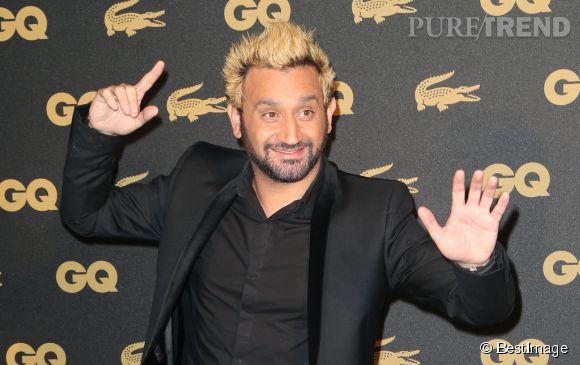 Cyril Hanouna, le présentateur vedette de D8.