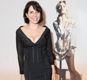 Sadie Frost prend la pose pour soutenir sa copine Kate Moss.