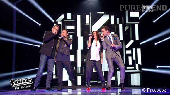 """Combien touchent les coachs de """"The Voice"""" sur TF1 ?"""