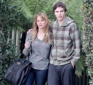 Jennifer Lawrence et Nicholas Hoult, une histoire qui roule.