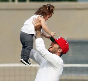 David Beckham, Kate Middleton... Le porter de bébé, tout un art