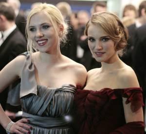 Natalie Portman VS Scarlett Johansson : le match des icônes
