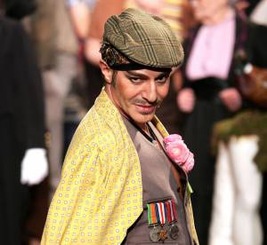 John Galliano a un nouveau job