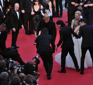 Cannes 2014 : premier couac sur le red carpet