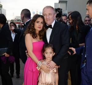 Cannes 2014 : Salma Hayek offre son premier tapis rouge à sa fille