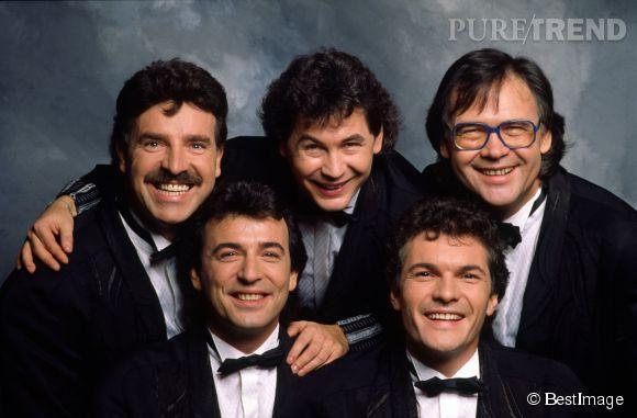 Les Musclés, le groupe de musiciens du Club Dorothée.