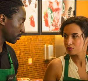 Amelle Chahbi et Noom Diawara, les complices d'Amour sur place ou à emporter