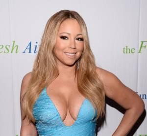 Mariah Carey : décolleté XXL et too much, elle n'a peur de rien