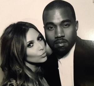Kim Kardashian : des toilettes en or pour son mariage avec Kanye West !