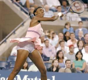 Venus Williams en 2004.