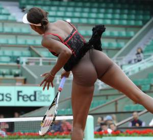 Venus Williams en 2010.