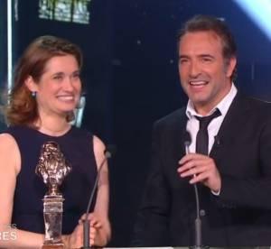 Jean Dujardin, viré des Molières 2014 par Nicolas Bedos