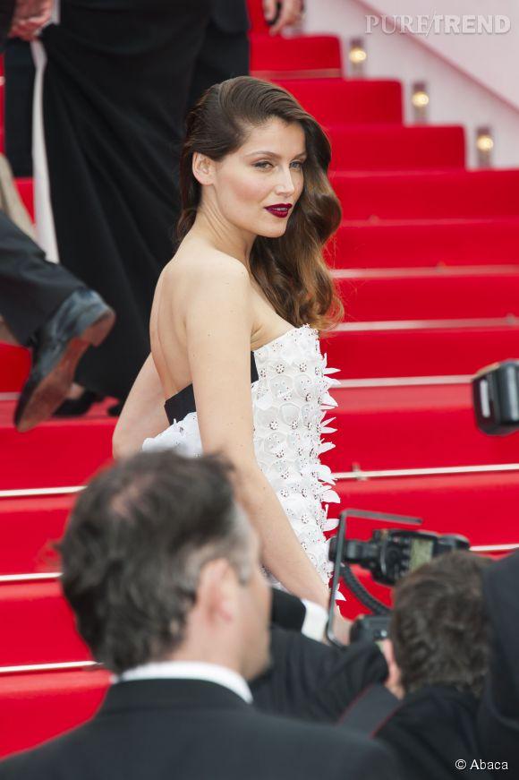 Laetitia Casta, ici au Festival de Cannes 2014 dévoile ses envies pour cet été.