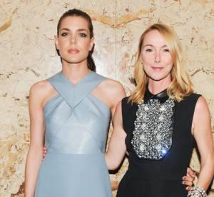 Charlotte Casiraghi superbe à Paris, Gucci lui rend hommage