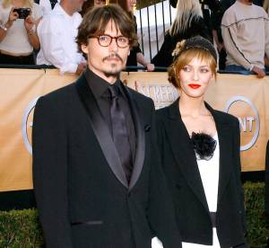 Johnny Depp et Vanessa Paradis : ''Je l'aime pour toujours''
