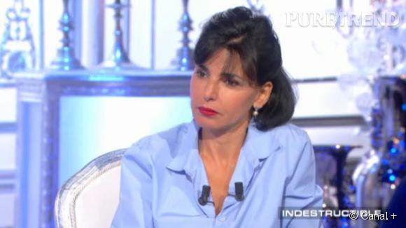 """Rachida Dati, invité de """"Salut les terriens"""", ça balance sur le plateau de Thierry Ardisson !"""