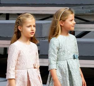 Sofia et Leonor d'Espagne : les petites reines de Felipe VI et Letizia