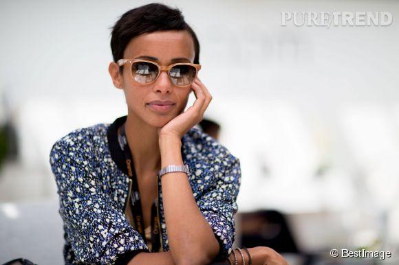 Sonia Rolland, beauté divine qui veut mettre l'accent sur la renaissance du Rwanda, son pays d'oigine.