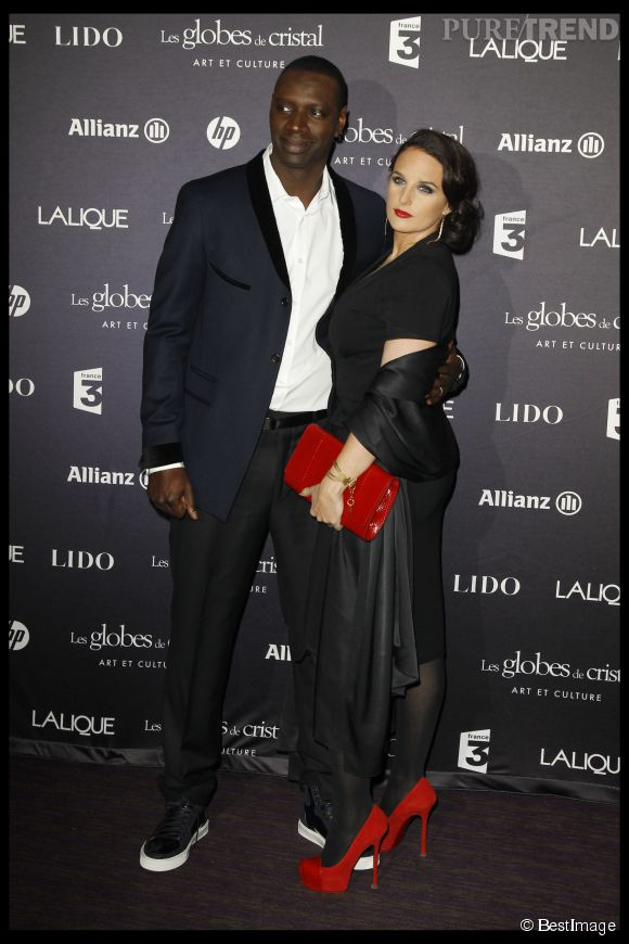 omar sy et sa femme helene un couple amoureux en 5 infos puretrend. Black Bedroom Furniture Sets. Home Design Ideas
