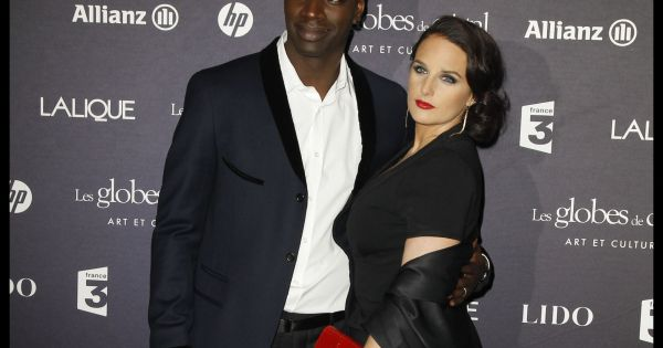 omar sy et sa femme helene un couple amoureux en 5 infos. Black Bedroom Furniture Sets. Home Design Ideas