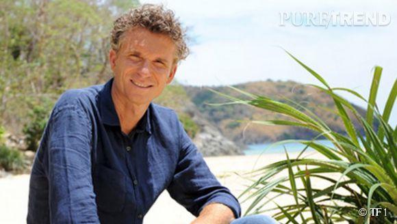"""Ce samedi 21 juin 2014, Denis Brogniart s'est confié pour la première fois sur le drame de la saison 13 de """"Koh-Lanta""""."""