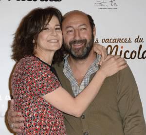 Valérie Lemercier et Kad Merad, déchaînés pour 'Les vacances du Petit Nicolas'