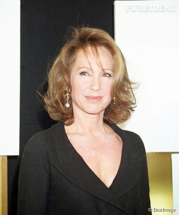 Nathalie Baye, une comédienne toujours radieuse à 65 ans.