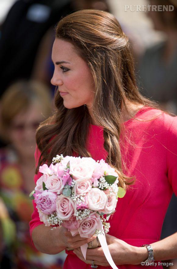 Kate Middleton aurait un nez tout simplement parfait selon une réçente étude scientifique...