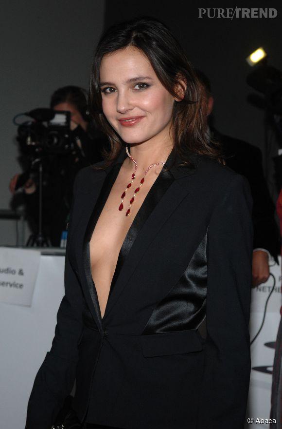 Virginie Ledoyen en 2007.