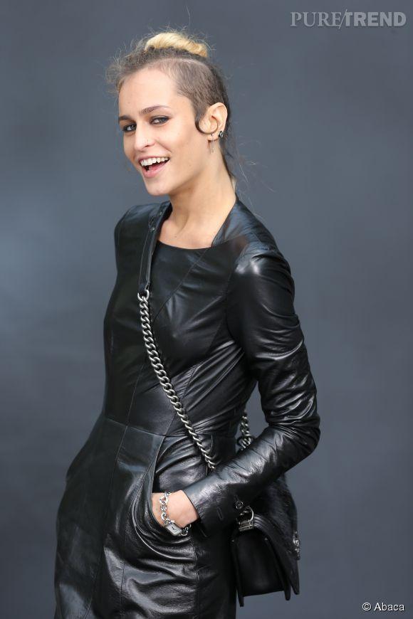 Alice Dellal en 2013.