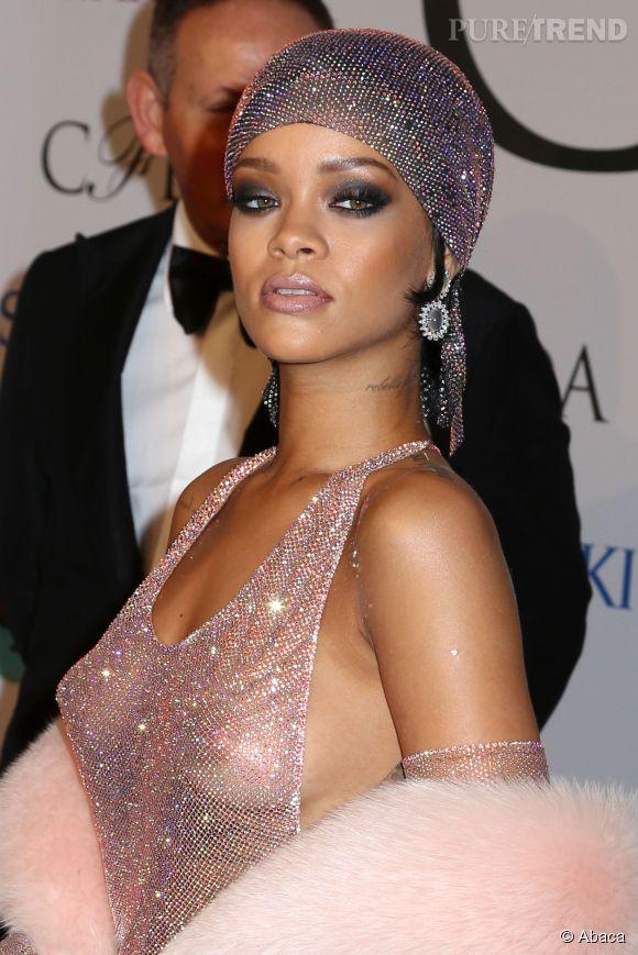 Rihanna en 2014.