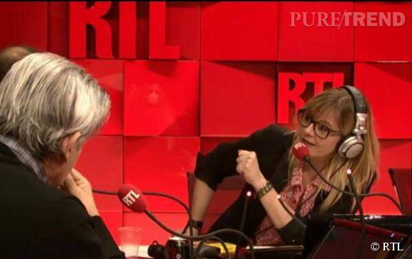 Flavie Flament s'éclate désormais sur l'antenne d'RTL, du lundi au vendredi de 15 à 16H.