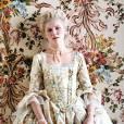 Kirsten Dunst en costume d'époque dans  Marie-Antoinette  de Sofia Coppola.