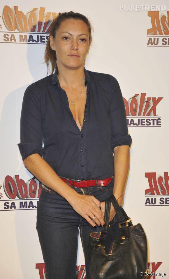 Karole Rocher, habituée aux rôles de femmes flics.