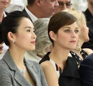 Marion Cotillard, Louise Bourgoin... Les Françaises au défilé Dior