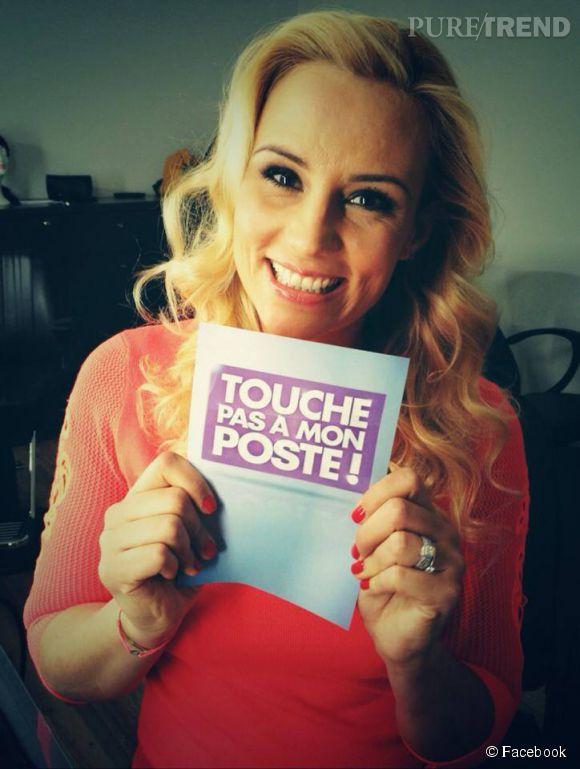 Elodie Gossuin, TPMP c'est fini : on ne lui a pas proposé de revenir sur le plateau de l'émission à la rentrée 2014 comme elle le révèle à Télé Loisirs.