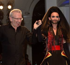 Conchita Wurst s'invite chez Jean Paul Gaultier