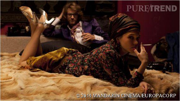 """""""Saint Laurent""""n au cinéma le 24 septembre 2014."""