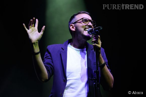 Christophe Willem de retour avce un nouvel album en 2014.