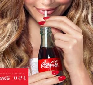 Coca Cola by OPI : une collection colorée pour des ongles qui pétillent
